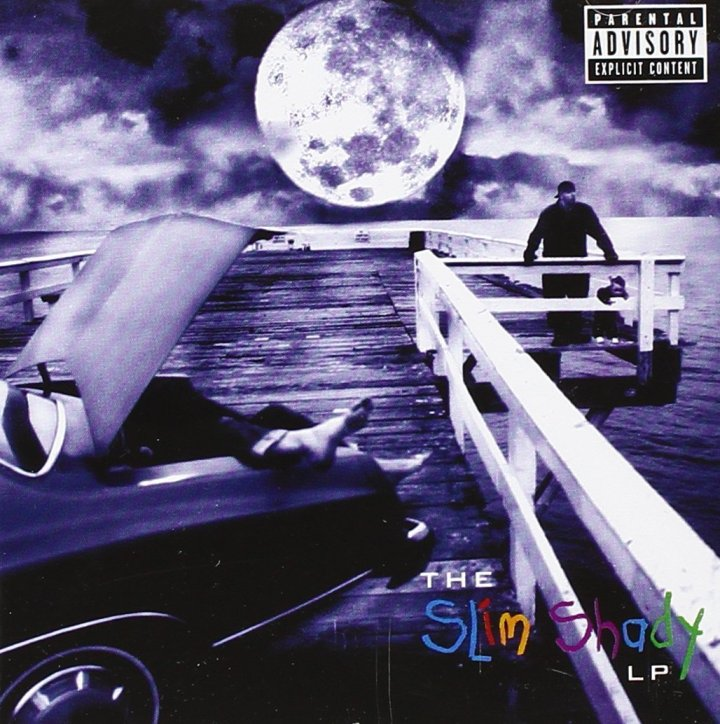 Throwback Review: Eminem x The Slim Shady LP