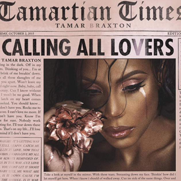 Album Review: Tamar Braxton x Calling All Lovers