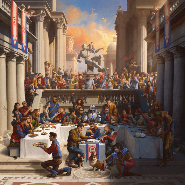Album Review: Logic x Everybody
